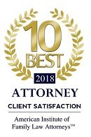 10 Best American Institute of Family Law Attorneys 2018