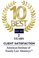 10 Best American Institute of Family Law Attorneys